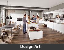 Design-Küche günstig kaufen bei einem Küchen-Sonderverkauf